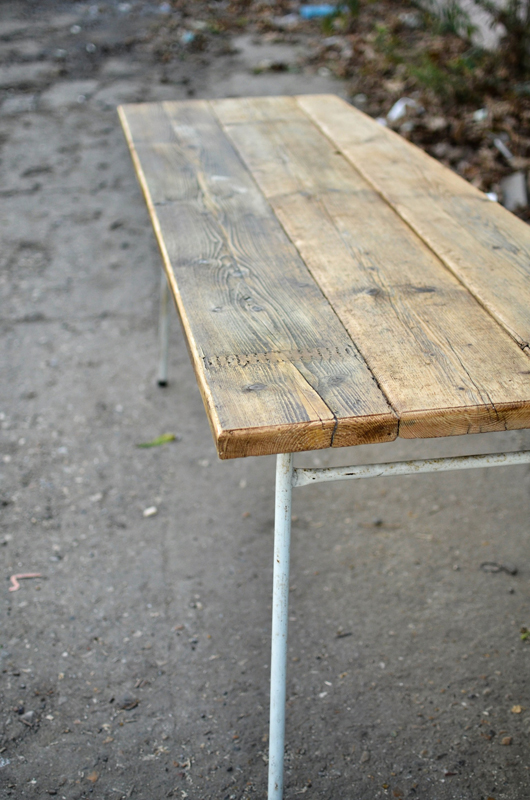 Scaffolding Table 1