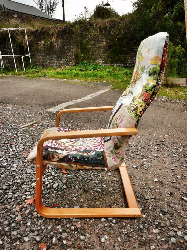 Tapestry Chair 1