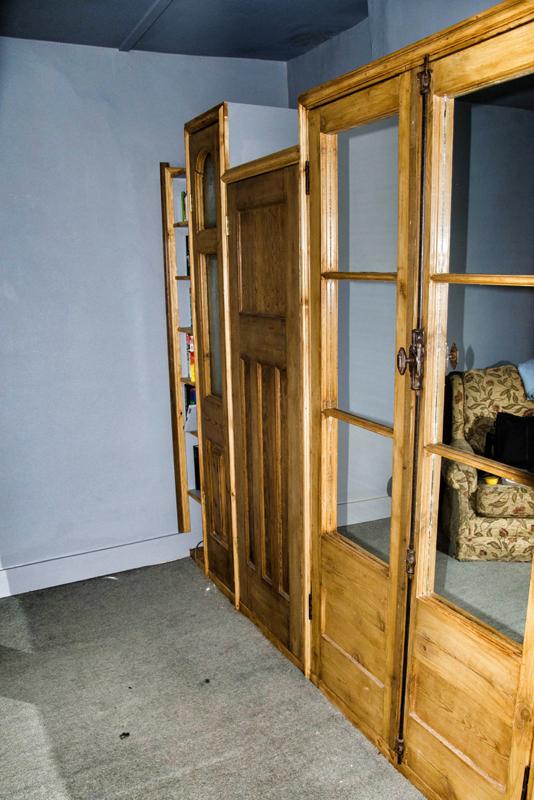 Vintage Doors Wardrobe 2