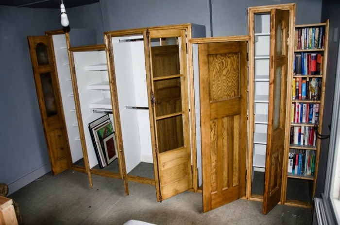 Vintage Doors Wardrobe 3