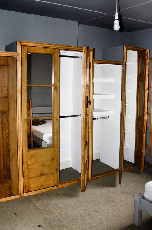 Vintage Doors Wardrobe 4