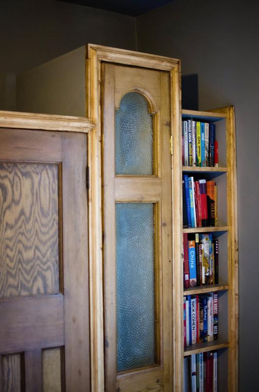 Vintage Doors Wardrobe 7