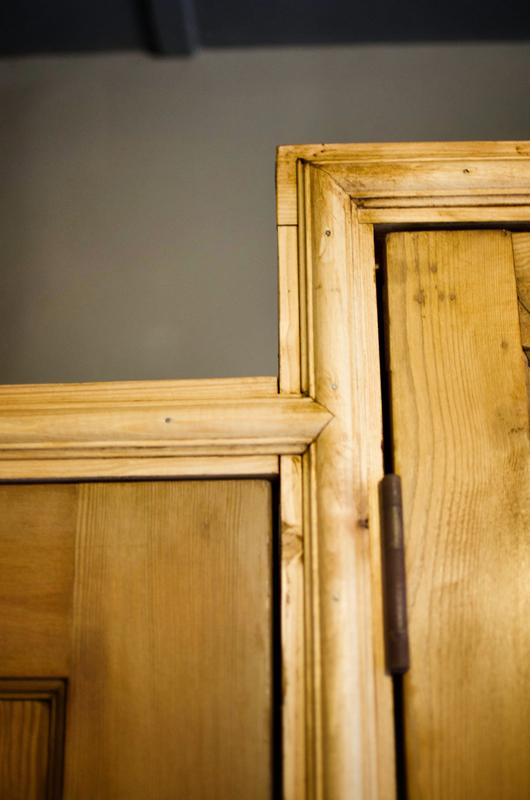 Vintage Doors Wardrobe 8