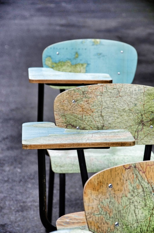 Map School Chairs 3
