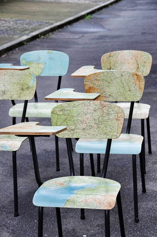 Map School Chairs 4
