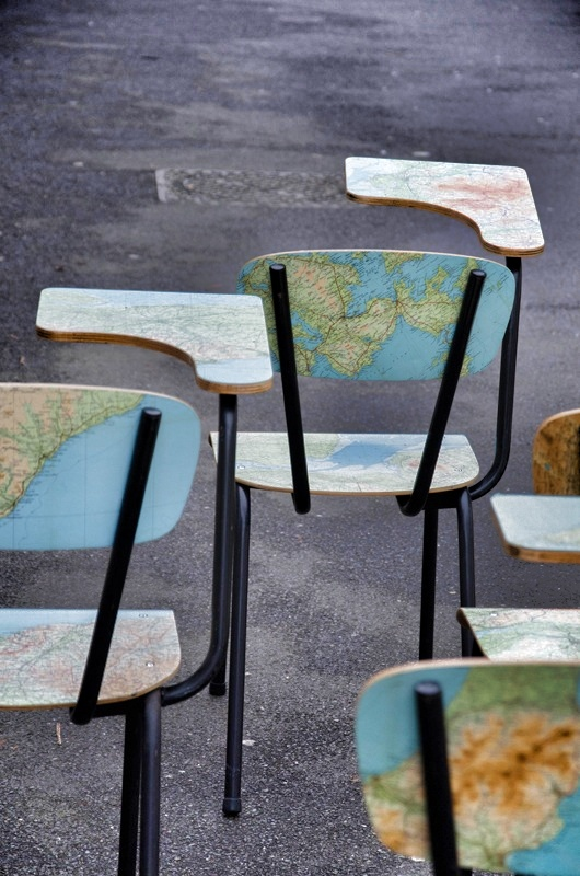 Map School Chairs 7